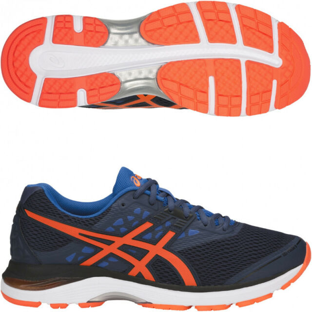 1698a7e8deff7 Asics Mens Gel-Pulse 9 shoes trainers running jogging gym 5k 10k road rrp £