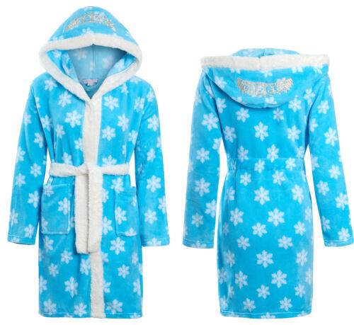 Girls Childrens Soft /& Cosy Dressing gown Twosie Pyjamas Age 5-13 yrs