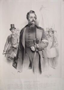 Leopold-Moser-Vienna-Marz-revolution-1848-Akademische-Legion-Freikorps
