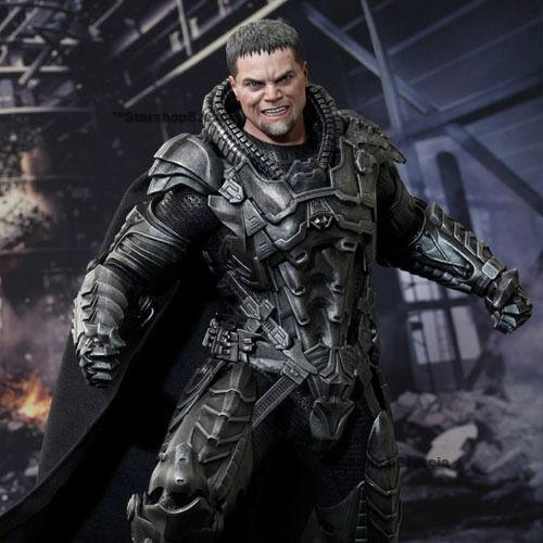 SUPERMAN - Man of Steel - General Zod 1 6 Figura De Acción 12  Hot Toys MMS216