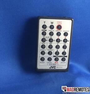 OEM-JVC-CAMCORDER-Remote-for-GR-DVL522U-GR-DVL720U-GR-DVL820U-MORE-NO-BAT-DOOR
