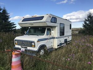 1988 Ford Sterling Motorhome