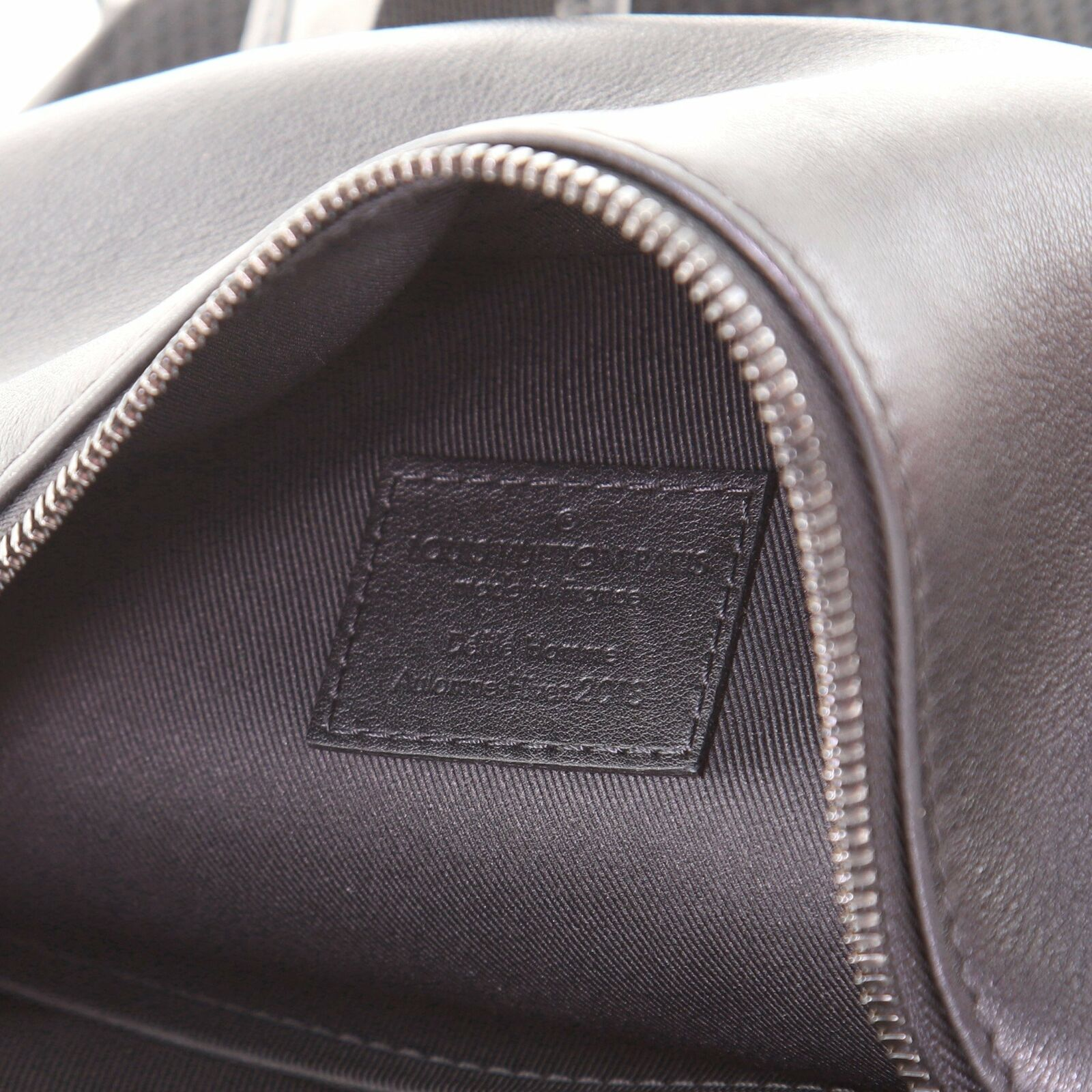 Louis Vuitton Backpack Dark Infinity Leather PM - image 8