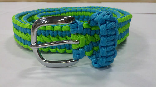 DESIGN YOUR OWN PARACORD SURVIVAL BELT