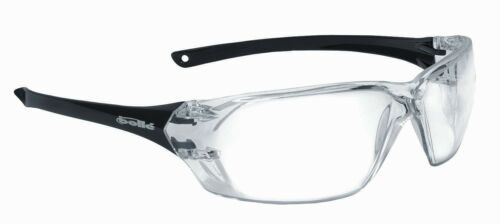 Clear Lens Bolle Prism Safety Glasses PRIPSI