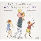 We're Going on a Bear Hunt in Turkish and English by Michael Rosen (Paperback, 2001)