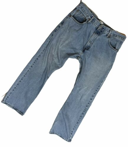 Levis 517 Bootcut Jeans Size 34x30  Made in USA D… - image 1