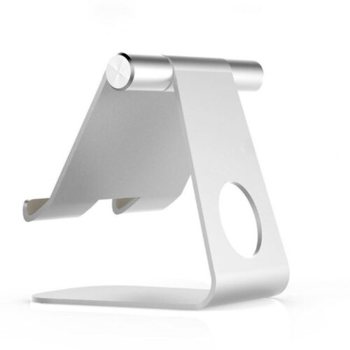 Aluminum Phone Tablet Stand Holder Mount Desktop For iPad Air Adjustable