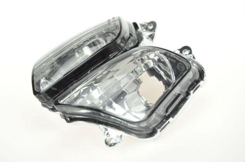 Smoked Turn Signal Indicators Lens For Honda 97-06 CBR1100XX