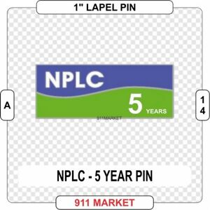 Details about NPLC 5 Year Pin Nurse Practitioner LED Clinic NP RN LPN  Medical Clinic - A 14
