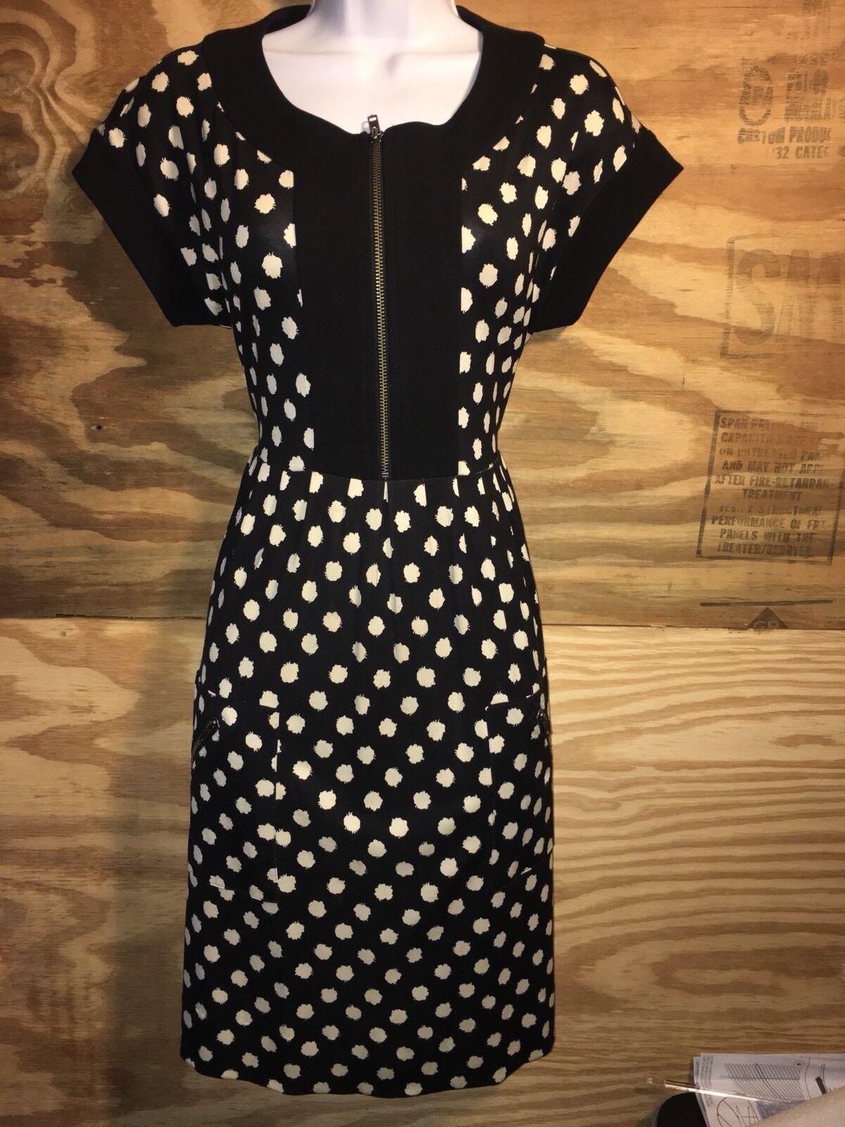 DVF Diane von Furstenberg, Sz 2, Silk jersey Jay dress