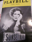 SUNSET BOULEVARD Playbill Broadway Musical GLENN CLOSE ANDREW LLOYD WEBBER