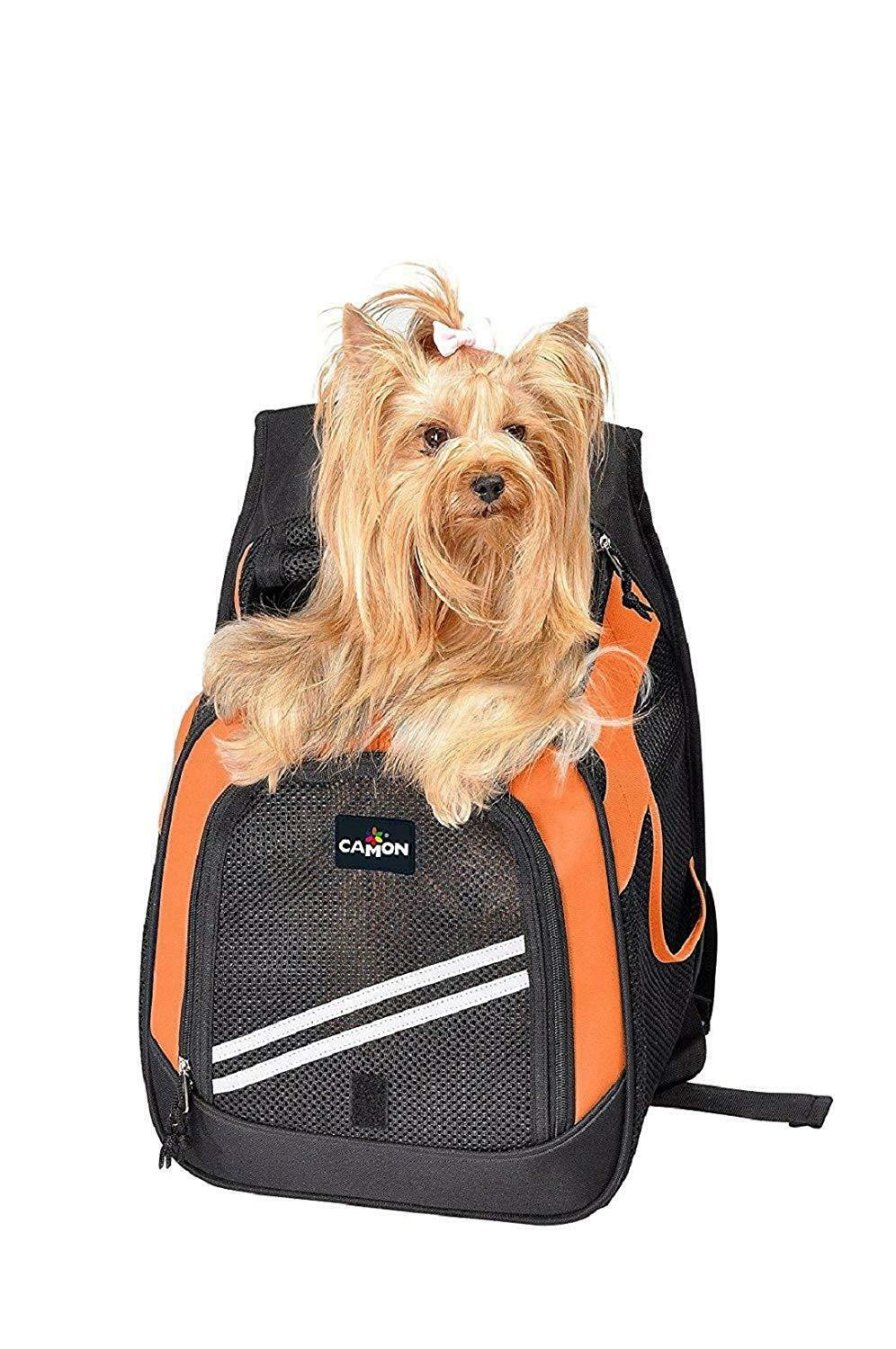 caldo Pooch Pooch Pooch Pouch Backpack Front Pet Carrier Adjustable Pet Back Pack Pet Carrier  il prezzo più basso