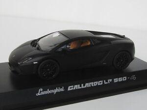 LAMBORGHINI-Gallardo-lp560-4-Matt-Black-1-43-NOREV-760023-2009-LP-560-lp560