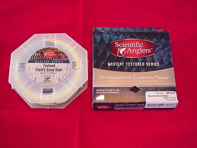 Scientific Angler Fly Line Mastery Texturouge Chard's Grand Slam WF11F GREAT nouveau