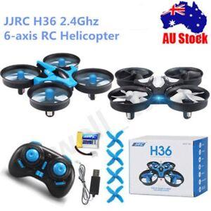 JJRC-H36-Mini-RC-Quadcopter-Drone-2-4G-Headless-4CH-6-Axis-LED-Light-RTF-LOT-G