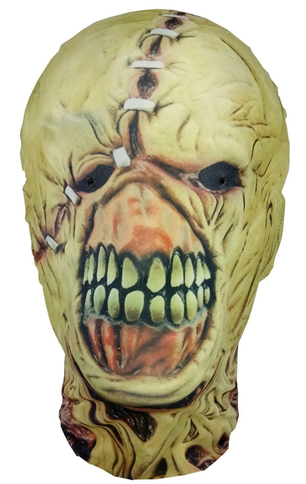 Resident Evil 3 Nemesis Mask Zombie Game Cosplay Prop Replica Fancy Dress Hallow