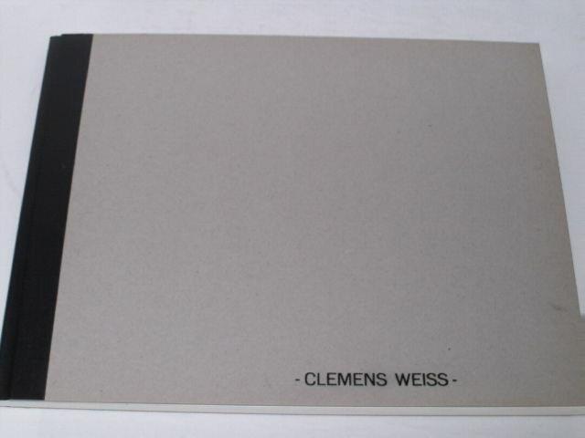Weiss, Clemens:Clemens Weiss. Mönchengladbach : Juni-Verlag