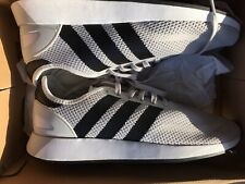 Adidas Originals N-5923 Men's Shoes Gray//White//Black AQ1125 Size  8.5 10.5