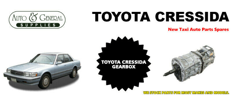 Toyota Cressida 1992 4y Gearbox For Sale.