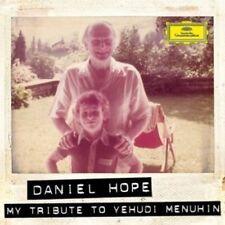 Daniel Hope - My Tribute to Yehudi Menuhin [New CD]