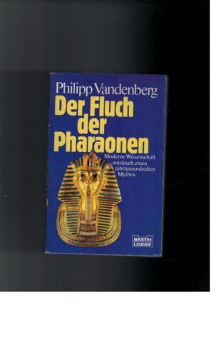1 von 1 - Philipp Vandenberg - Der Fluch der Pharaonen - 1983