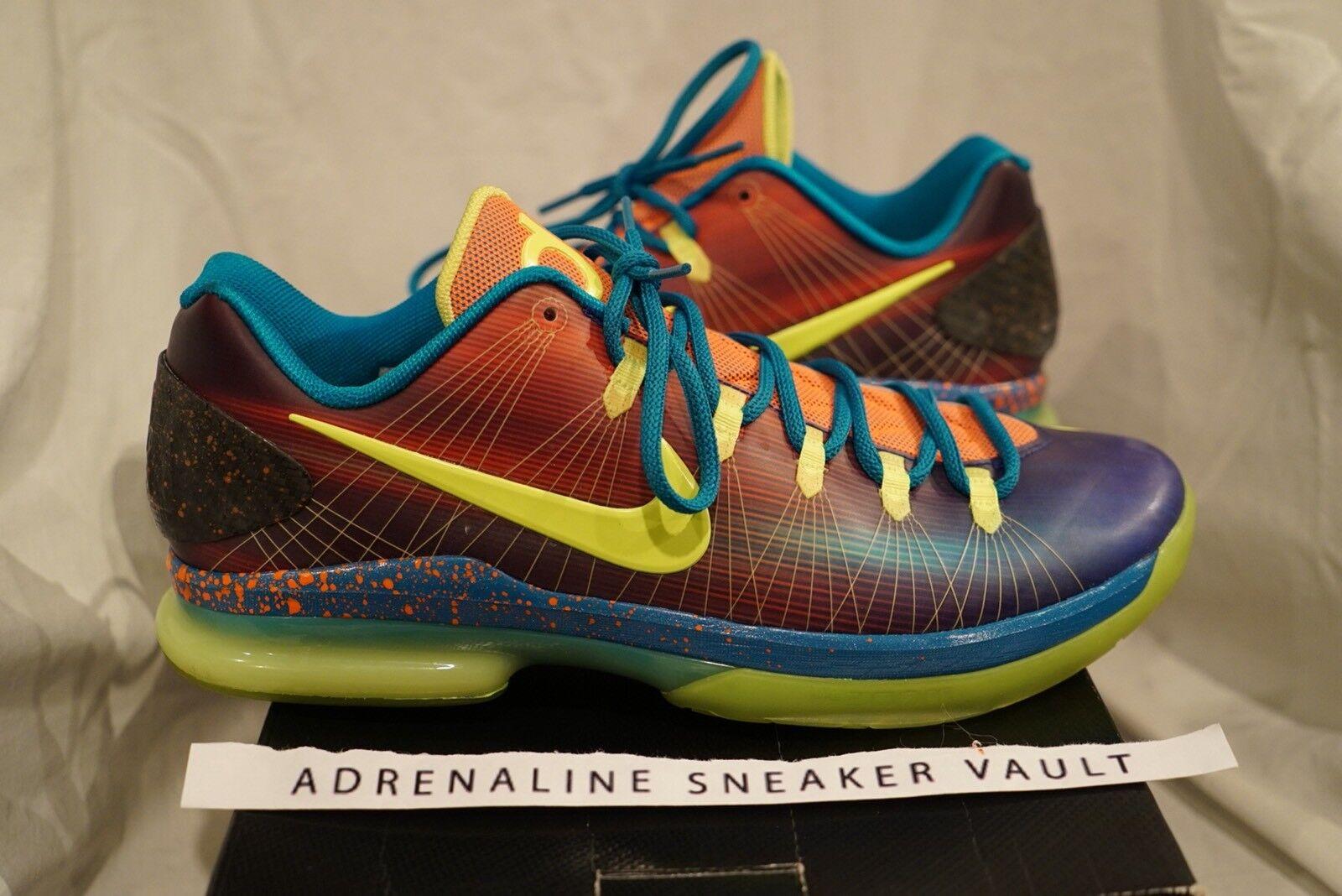 sports shoes a96fb 731c3 Nike KD KD KD V Elite Elite Liga de baloncesto juvenil eybl PE exclusives  le 5