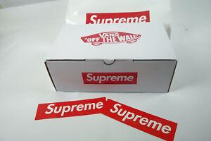 Supreme ®Vans ® Jean Paul Gaultier ® Floral Print Chukka