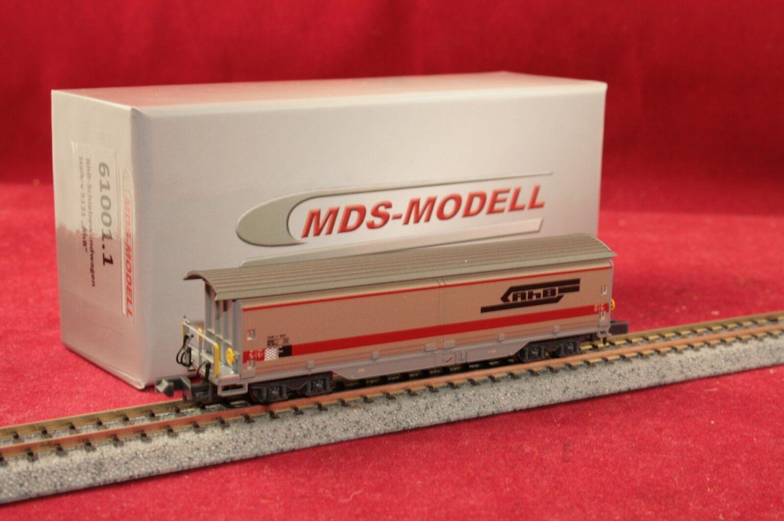 MDS-modello muro 61001-1 RHB muro MDS-modello scorrevoli carrello Haik-v 5131 neu ovp a5db2d