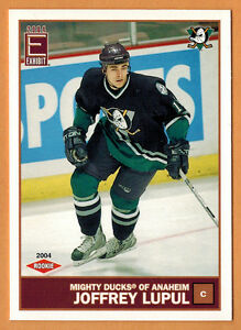 2003-04-PACIFIC-EXHIBIT-JOFFREY-LUPUL-CARD-226-ROOKIE-975