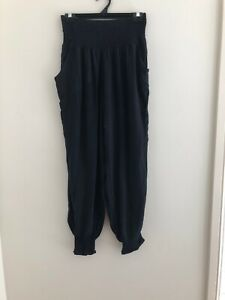 Pants with Ankle Elastic