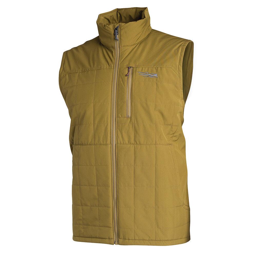 Sitka TTW Grange Vest Olive Brown XX Large 80018-OV-XXL