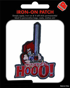 Cosmocats-Ecusson-brode-officiel-Lion-O-Thundercats-Cosmocats-official-patch