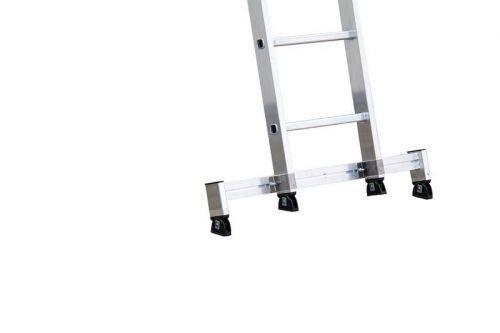 Günzburger Steigtechnik Nachrüst-Traverse mit nivello® Länge 1,2m Holmabmessung