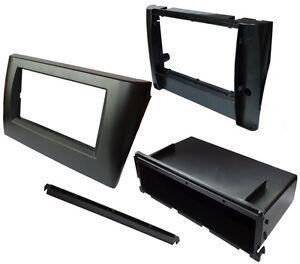 Adaptateur-Autoradio-Facade-Cadre-Reducteur-1DIN-ou-2DIN-pour-Fiat-Stilo-2001