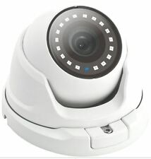 HD TVI 1080P mini Dome Camera 2.4mp Sony CMOS LENS, 3.6mm, 18 LED IRs, USA. New