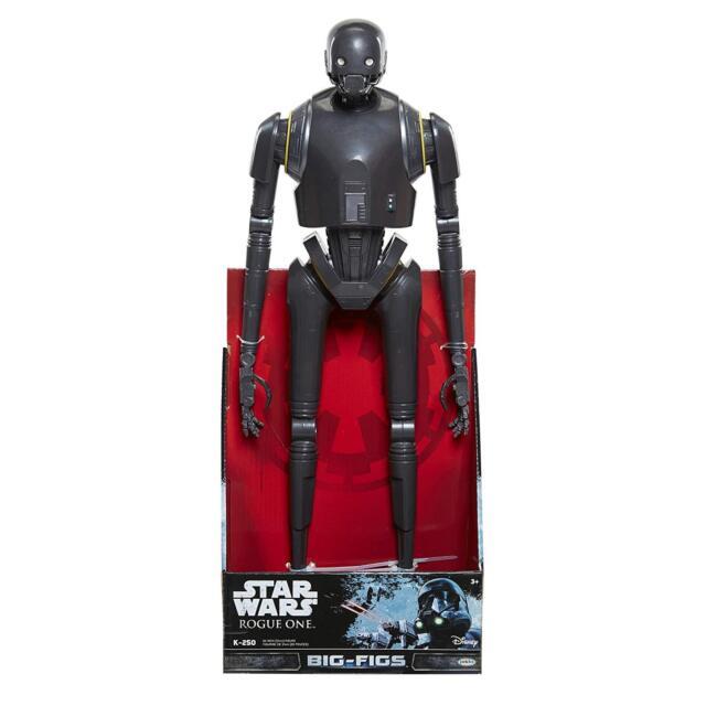 Star Wars Jakks Pacific 20 Inch Big Figs Rogue One K 2so Droid Figure K2so For Sale Online Ebay