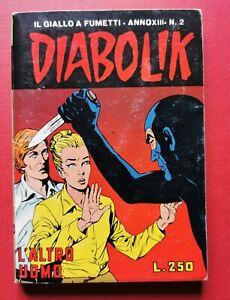 DIABOLIK-N-2-ANNO-XIII-COMPLETO-DI-GADGET-CALENDARIO-ORIGINALE-1947