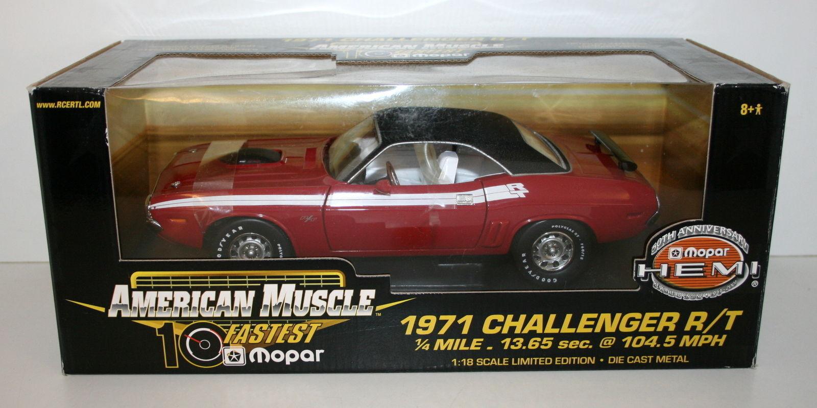 Ertl 1   18 33008 1971 challenger r   t rot
