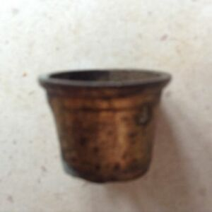 Brass Cup for Caster for chair  table  furniture - North Devon, United Kingdom - Brass Cup for Caster for chair  table  furniture - North Devon, United Kingdom