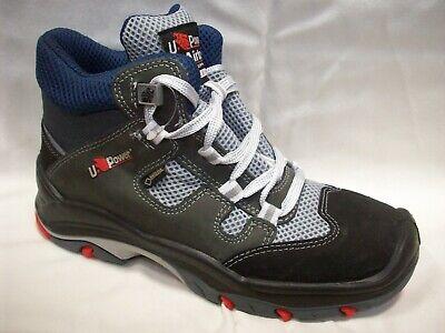 SIZE 7 U POWER PUMP WATERPROOF GORTEX GOR-TEX LEATHER SAFETY CAP WALKING BOOTS