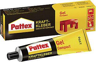 Pattex Compact Kleber 125gr Pcg2c Einfach Zu Schmieren Kleber
