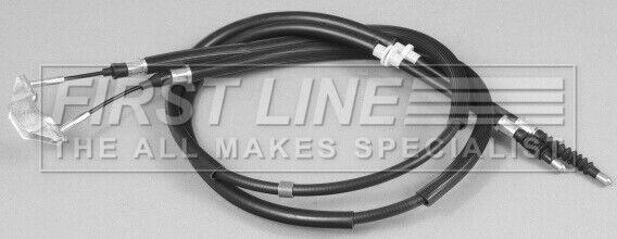 Handbrake Cable BC3651 Quinton Hazell Hand Brake Parking 13157061 Quality New