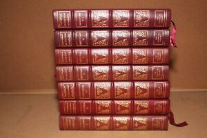 Franklin-Library-Shakespeare-Plays-amp-Sonnets-Set-Great-Books-25th-Anniversary