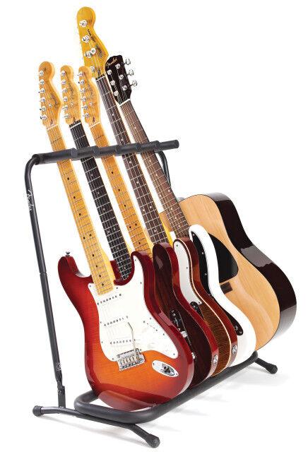Fender Multi Stand 5 - für 5 Gitarren
