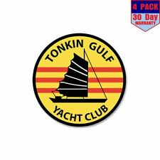 7th Fleet Vietnam Vinyl Sticker Tonkin Gulf Yacht Club U.S Decal
