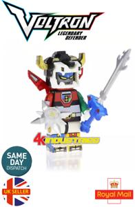 Voltron Mini Figure Defender Of The Universe Lion Of Voltron Netflix UK Seller