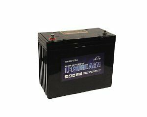 12V Leoch 160AH AGM Battery UItra Deep Cycle