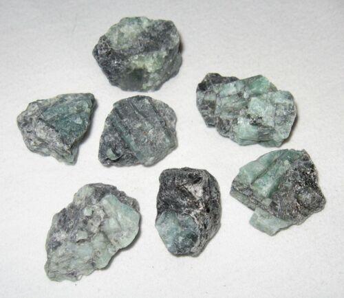 """1 Emerald Crystal Chip Med.//Lg 1-1//2/"""" 1-5//16/"""" Sz"""