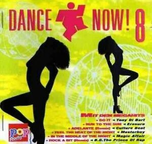 Dance-Now-8-1994-Maxx-Culture-Beat-DJ-Company-Dr-Alban-Opus-III-2-CD